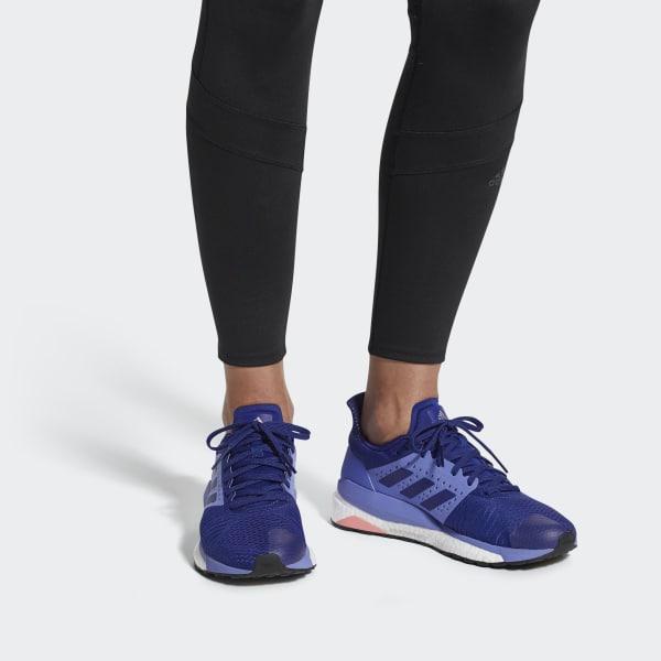 a05c1ab7a adidas Solar Glide ST Shoes - Blue