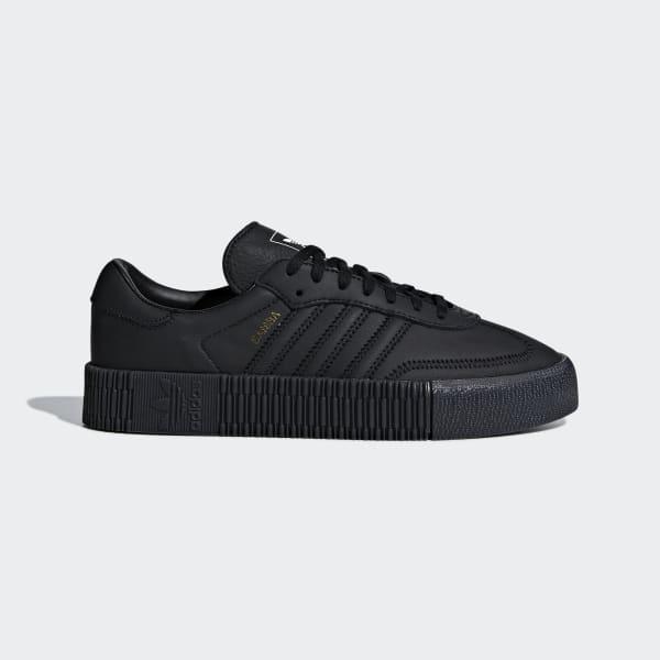 adidas SAMBAROSE Shoes - Black   adidas