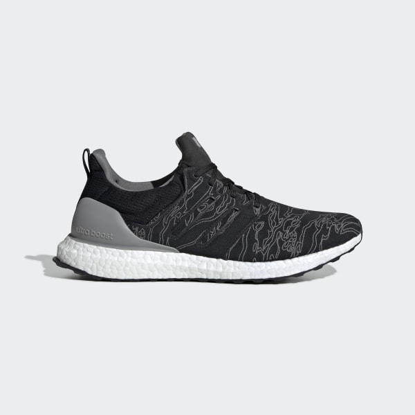 adidas x UNDEFEATED Ultraboost Shoes Black | adidas US