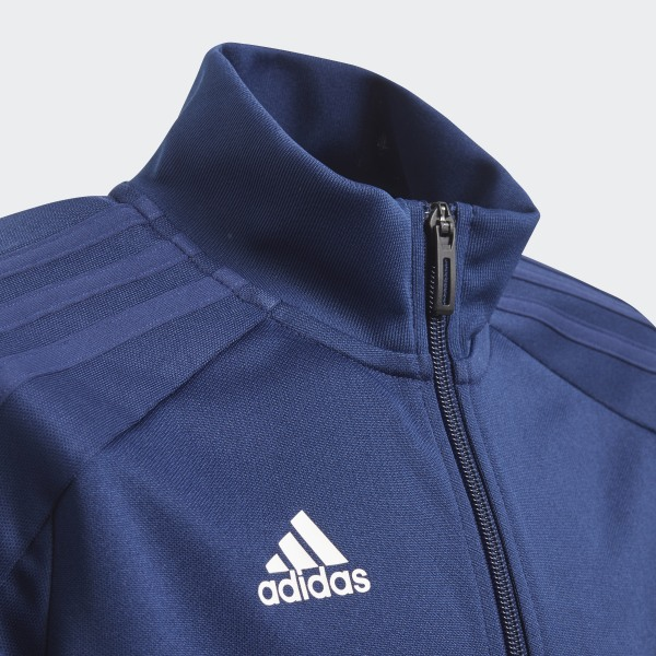 adidas Condivo 18 Trainingsjacke Blau | adidas Deutschland