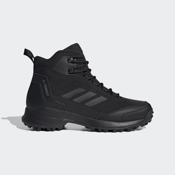 adidas TERREX Heron Winter Mid Schoenen Heren, core black