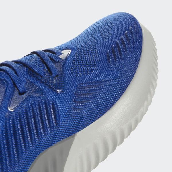 adidas alphabounce blue running scarpe