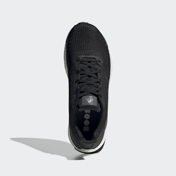 adidas Solar Boost Herren Laufschuh Core Black