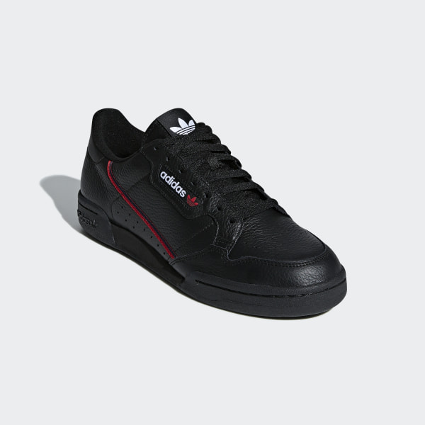adidas Continental 80 Shoes - Black | adidas US