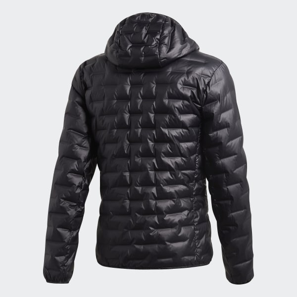 Doudoune Light Hooded Noir adidas | adidas Switzerland