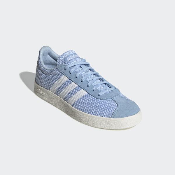 adidas VL Court 2.0 Schuh Blau | adidas Austria