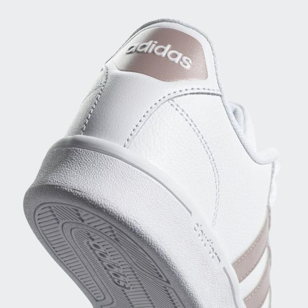 adidas Buty Cloudfoam Advantage Bialy | adidas Poland