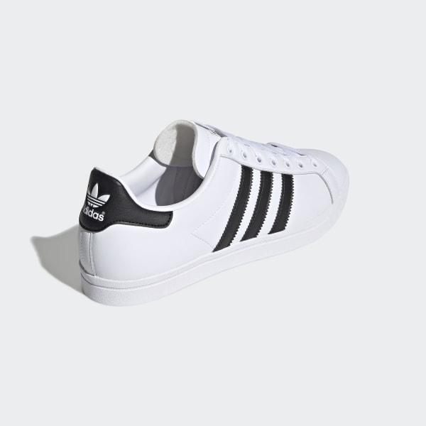 adidas Coast Star Schuh Weiß | adidas Deutschland