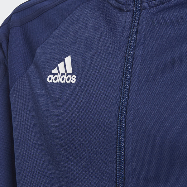 adidas Tiro 17 Training Jacket Blue | adidas US