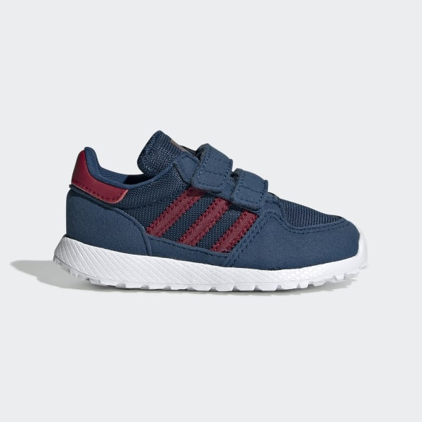 ADIDAS FOREST GROVE Chaussures De Sport Pour Homme Bleu