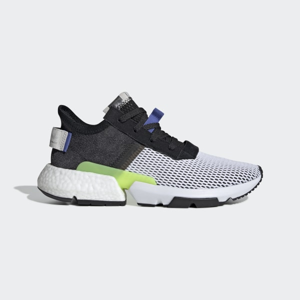 adidas POD S3.1 Shoes Black | adidas Australia
