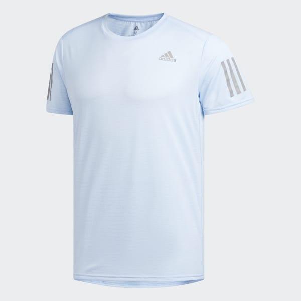 adidas response camiseta azul
