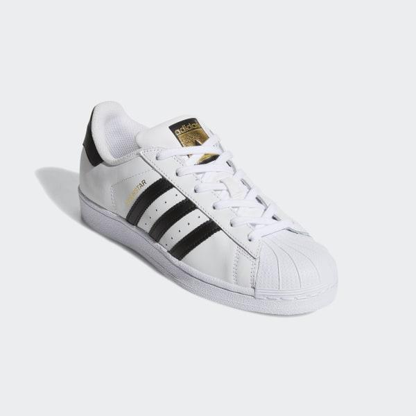 Tênis Superstar Feminino Branco adidas   adidas Brasil