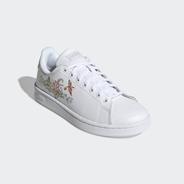 adidas Advantage Schuh Weiß | adidas Deutschland