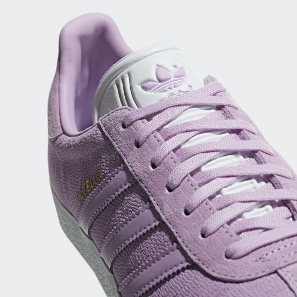adidas Gazelle Shoes Purple | adidas UK