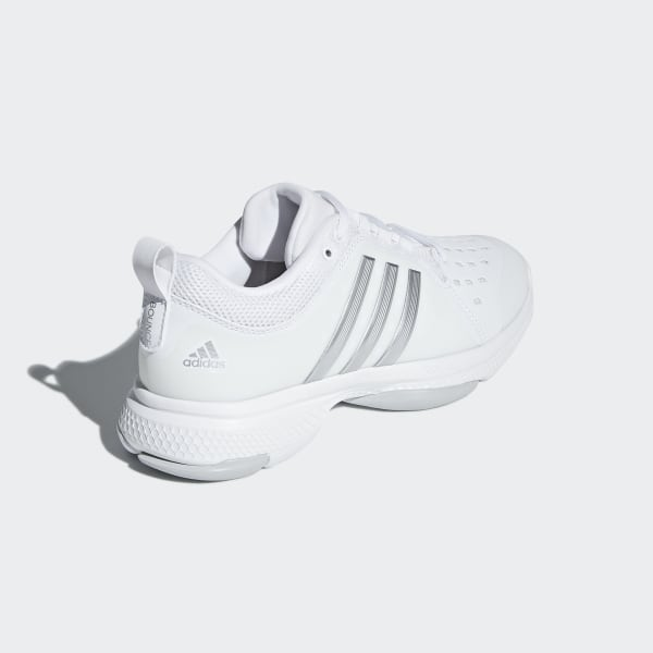 Adidas Barricade Classic Bounce marine weiß silber