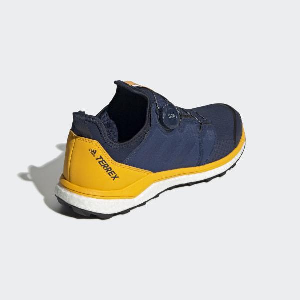 adidas Outdoor Men's Terrex Agravic Speed Trail Running Shoe