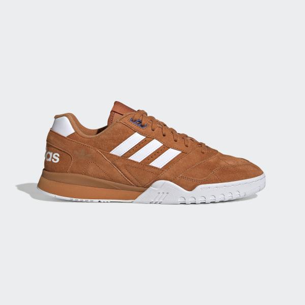 12 Braun Trainer Sneaker Sport Adidas Größe Weiß Schuh