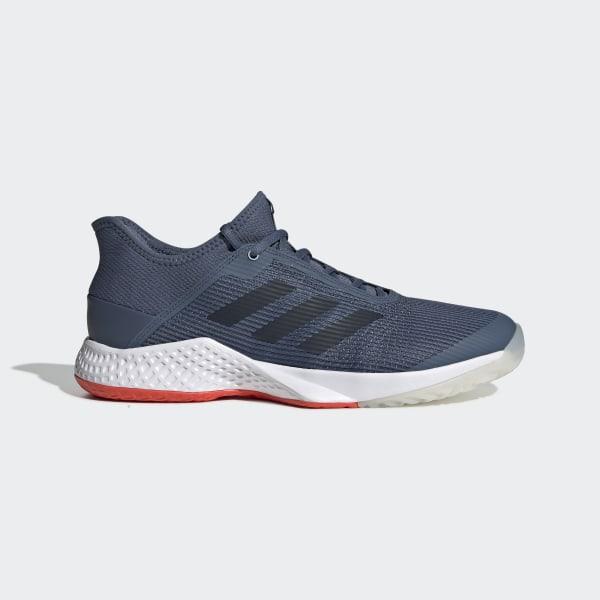new images of buy cheap undefeated x adidas Adizero Club Shoes - Blue | adidas UK