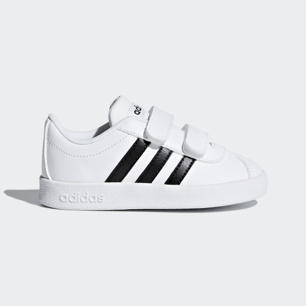 Details zu adidas Core Kinder Schuhe Sneaker VL Court 2.0 K real magenta
