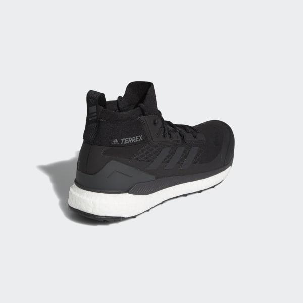 Terrex Free Hiker GTX Sorte Sneakers Adidas G26535 | HERRE