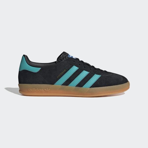 adidas Gazelle Indoor Shoes - Black | adidas UK
