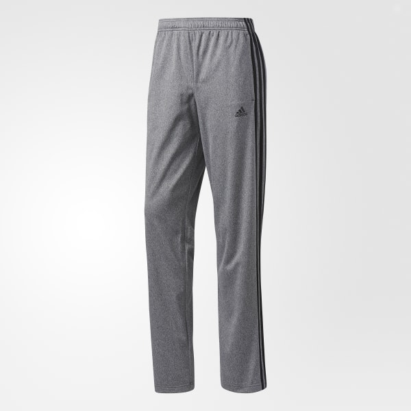 adidas Big and Tall Essentials 3 Stripes Pants Grey | adidas US