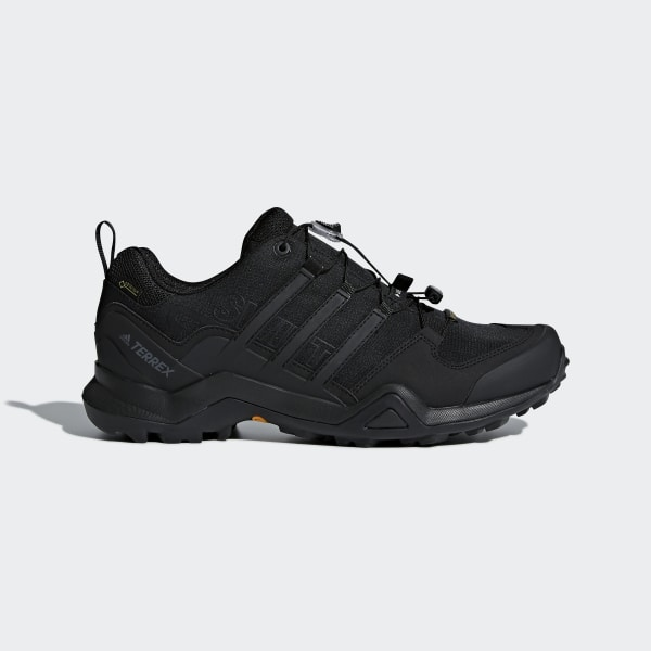 adidas Terrex Swift R2 Mid GORE TEX Hiking Shoes Black | adidas US