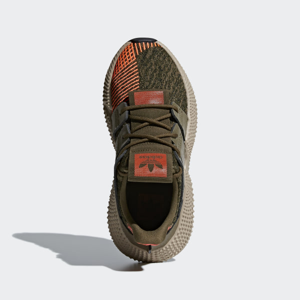 low priced top design autumn shoes adidas Prophere Schuh - Grün | adidas Austria