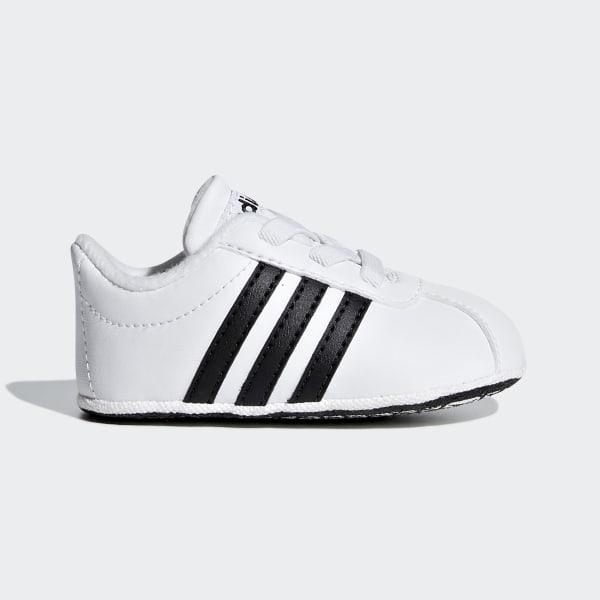 adidas VL Court 2.0 Schuh Weiß | adidas Austria