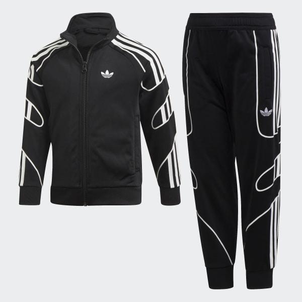 adidas trainingsanzug extra lang