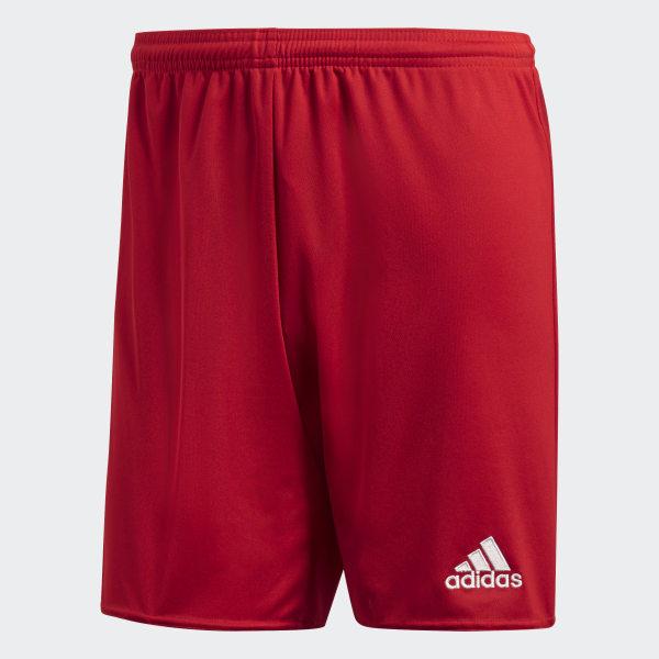 short adidas rouge femme