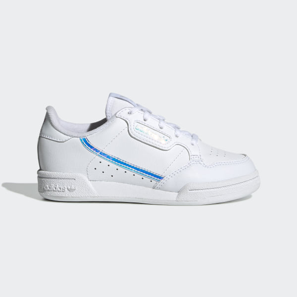 adidas Continental 80 Shoes - White | adidas Belgium