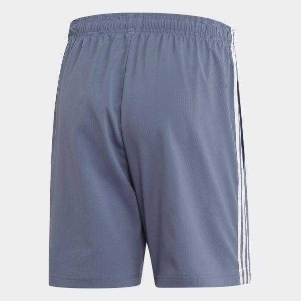 adidas Essentials 3 Streifen 7 Inch Chelsea Shorts Blau | adidas Deutschland