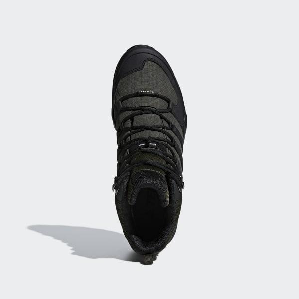adidas Terrex Swift R2 Mid GORE TEX Hiking Shoes Green | adidas US