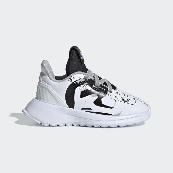 adidas Star Wars RapidaRun Shoes White | adidas US