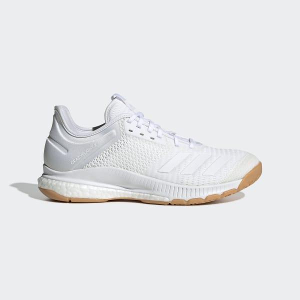 adidas Crazyflight X 3 Shoes - White | adidas UK