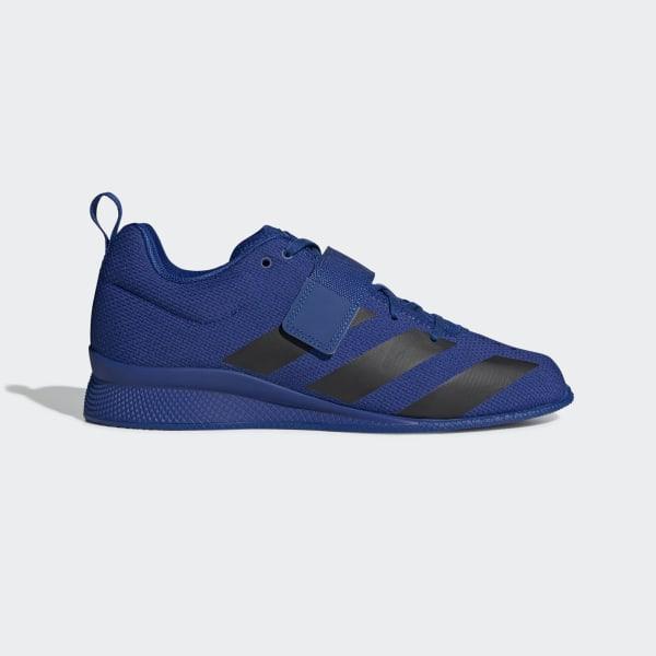 adidas Adipower 2 Gewichtheberschuh Blau | adidas Deutschland