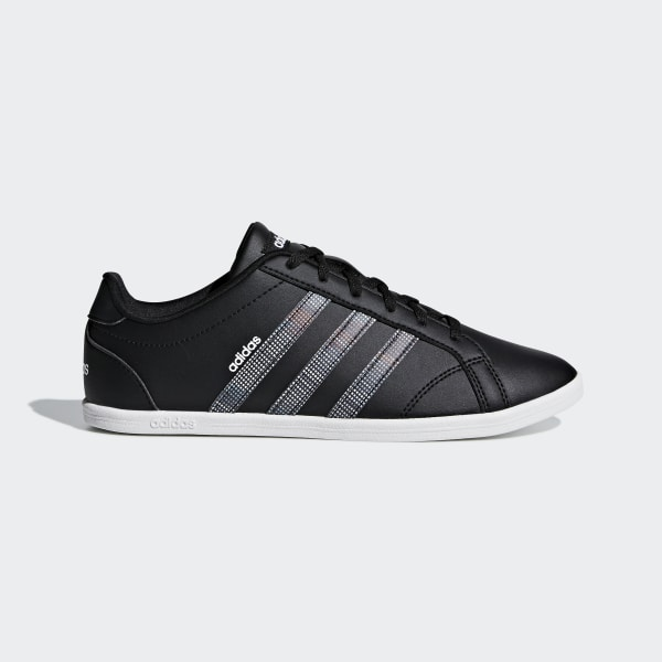 adidas VS Coneo QT Shoes - Black | adidas Switzerland