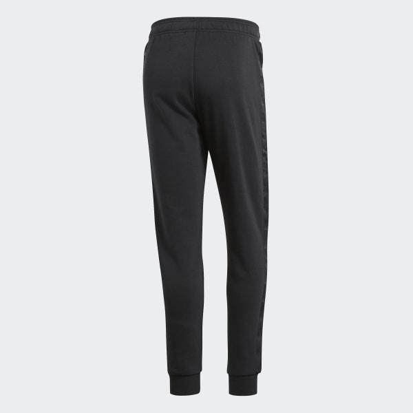 pantalon survêtement slim adidas tango noir