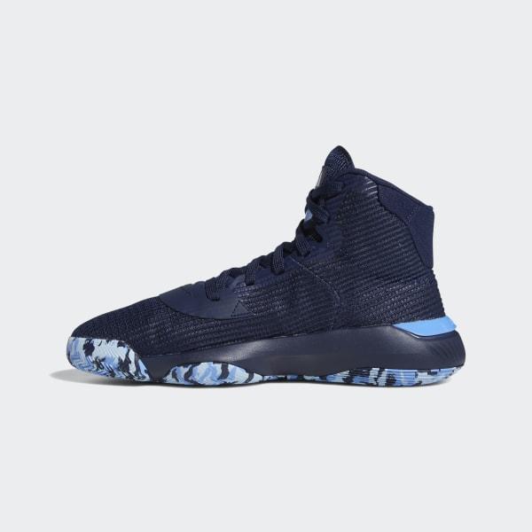 adidas Pro Bounce 2019 Shoes Blue | adidas US