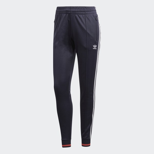 adidas Active Icons SST Track Pants Blue | adidas US