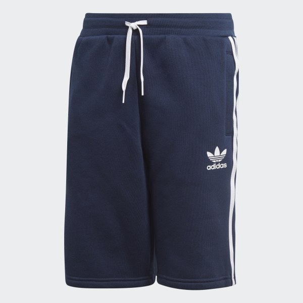 adidas Fleece Shorts Blau | adidas Deutschland