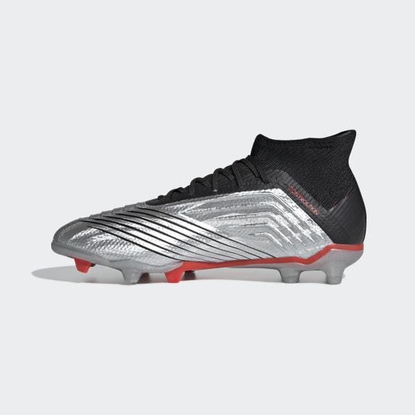 Scarpe da calcio X 19.1 Firm Ground Argento adidas | adidas Switzerland
