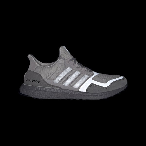 2020 Good Mens adidas UltraBOOST S&L Running Shoes Grey Two