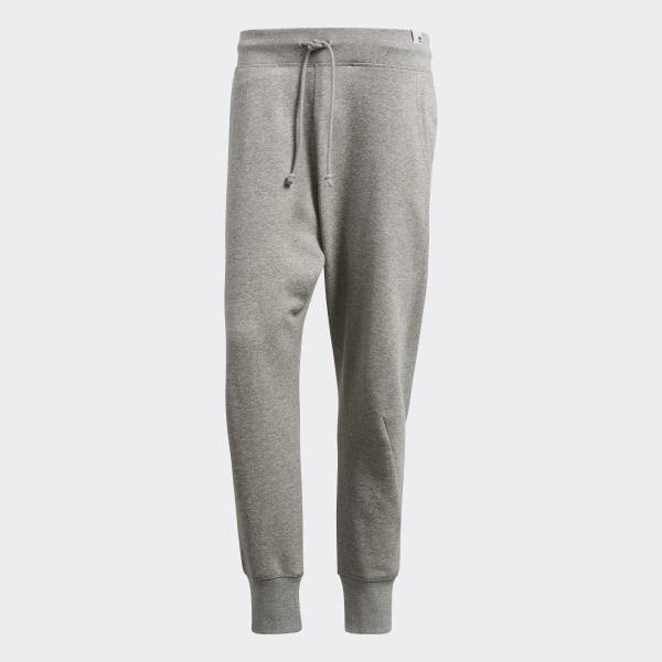 adidas XBYO pantalon de jogging beige casual Pantalons pour