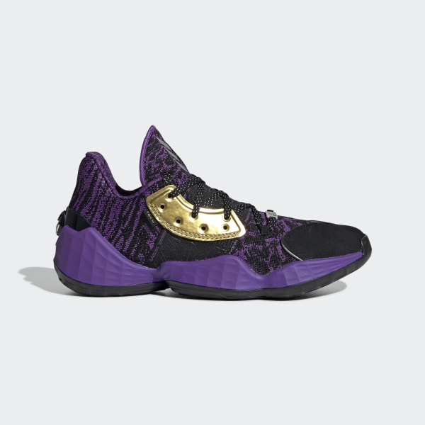 Harden Vol. 4 Star Wars Lightsaber Purple Shoes