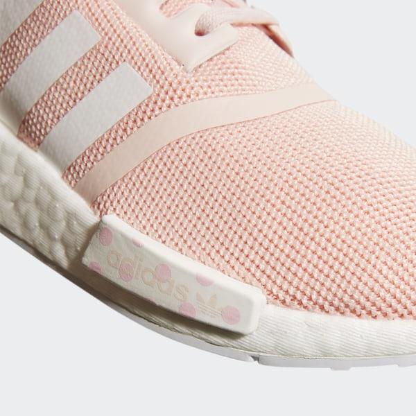 adidas high sneaker rosa