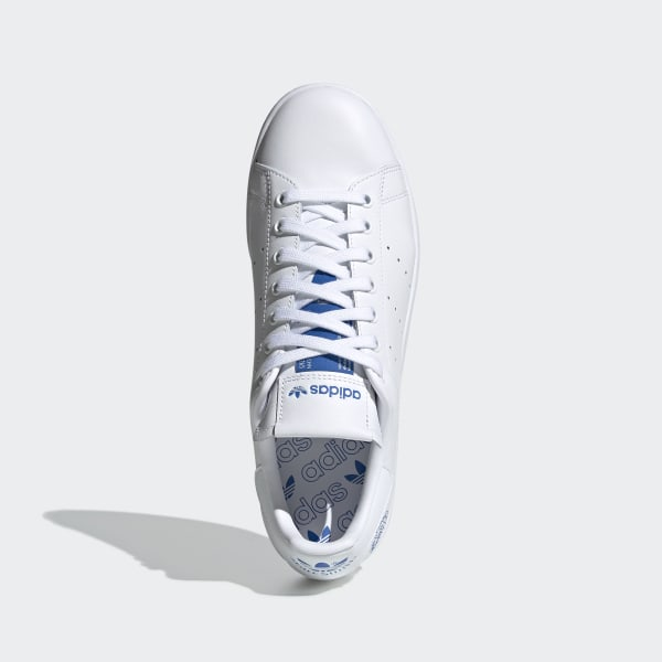 Adidas Adidas Stan Smith W Schuhe weiß silber   Damen Sneaker · Eibe Kaufen