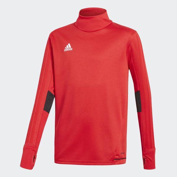 attractive price new lifestyle big sale adidas Tiro17 Trainingsshirt - Rot | adidas Deutschland